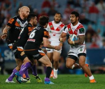 Photo credit: St George Illawarra Dragons