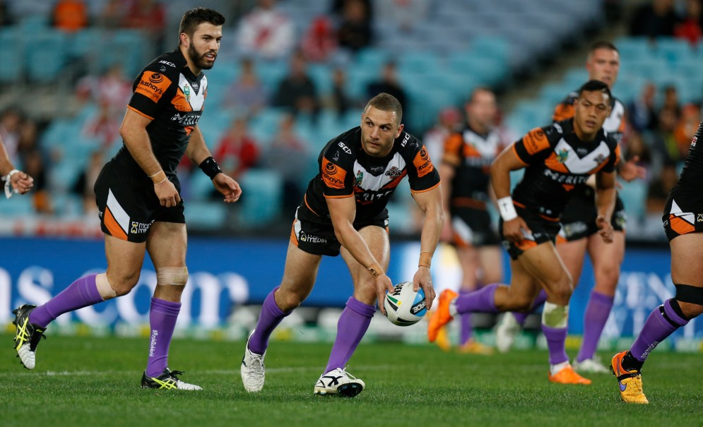 Photo credit: Wests Tigers